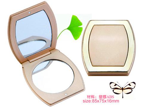 PU皮革化妆镜 DAML-004 塑胶化妆镜