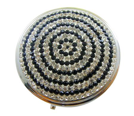 贴钻水晶化妆镜 DAMT-0044