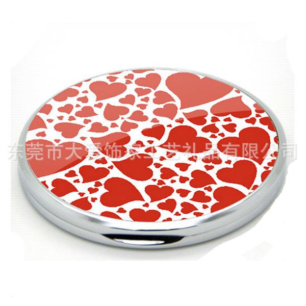 金属化妆镜 促销礼品 化妆镜