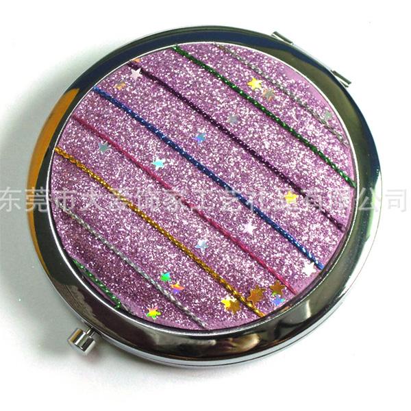 高档双面化妆镜 金属化妆镜