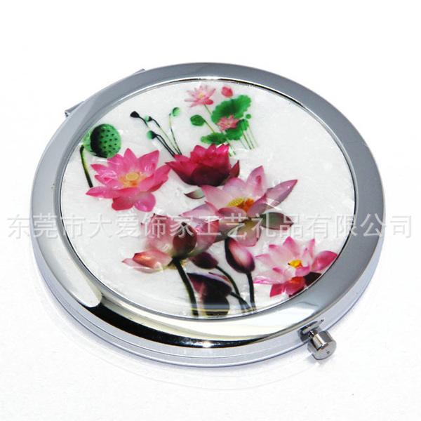 印刷贴纸礼品化妆镜