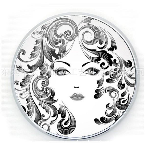 高档化妆镜    双面化妆镜    皮革化妆镜生产厂家