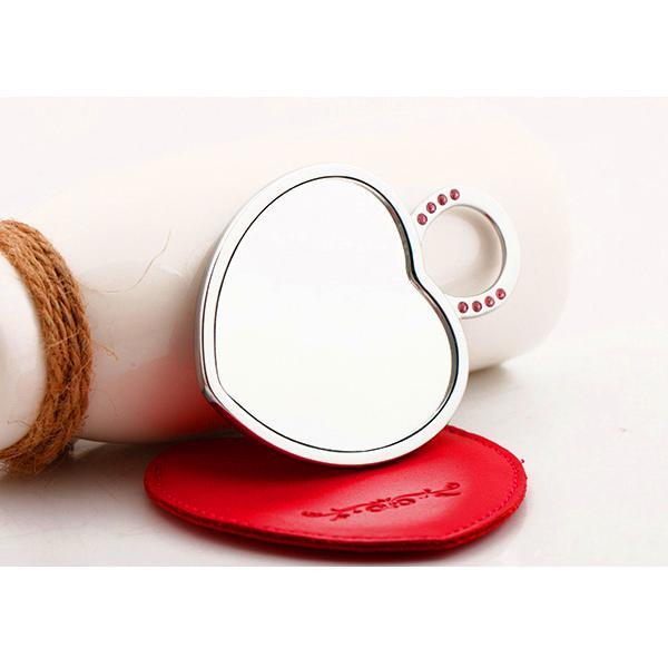 锌合金化妆镜厂家直销 DAMX-0021  礼品化妆镜