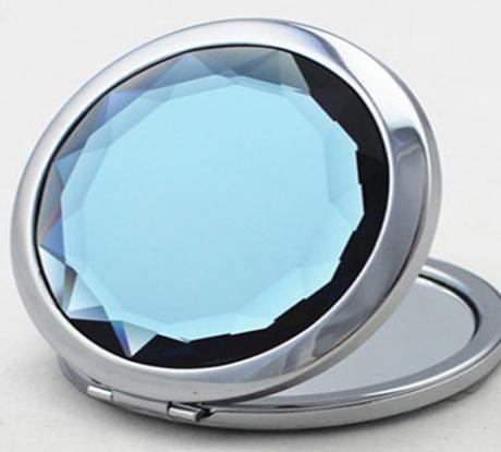 高档水晶化妆镜定制