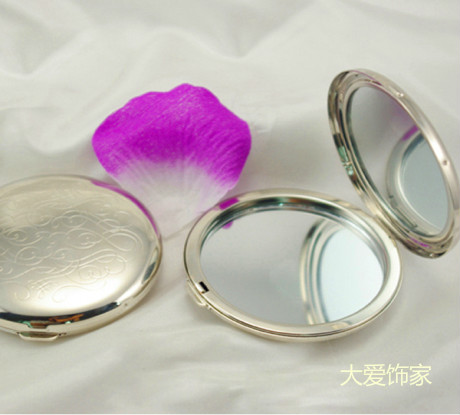 不锈铁化妆镜 小镜子生产厂家