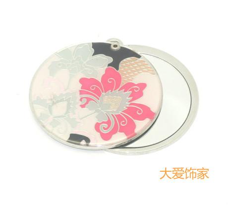 锌合金化妆镜 广东化妆镜厂家