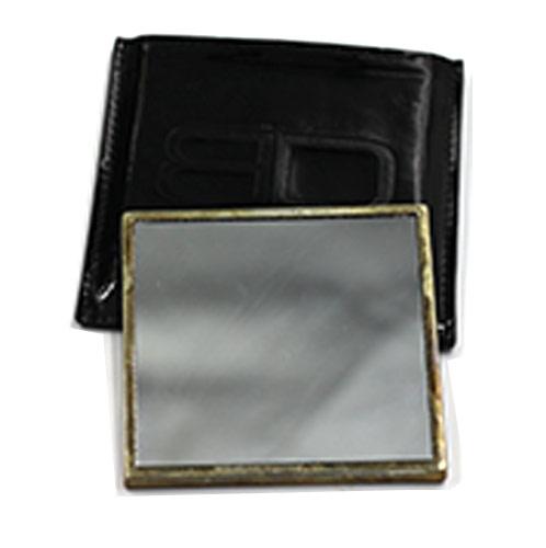 商务礼品铝合金化妆镜 单面镜礼品镜  品牌定制