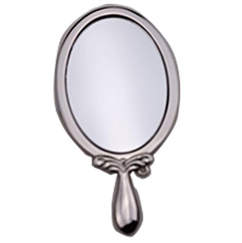 化妆礼品单面化妆镜 锌合金礼品镜 LOGO定制