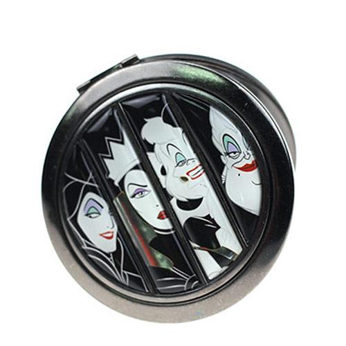 滴胶不锈铁化妆镜 出口日本小礼品镜
